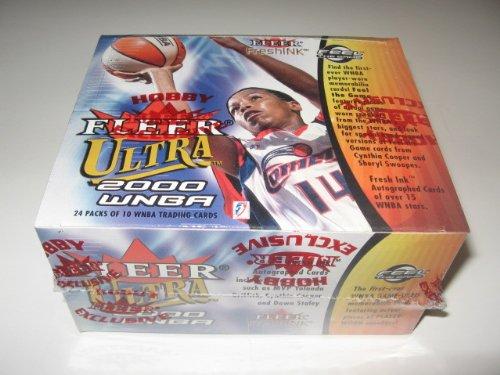 2000 Fleer Ultra WNBA Basketball -