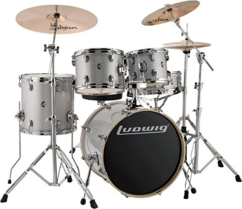 (Ludwig Drum Set (LCEE200))