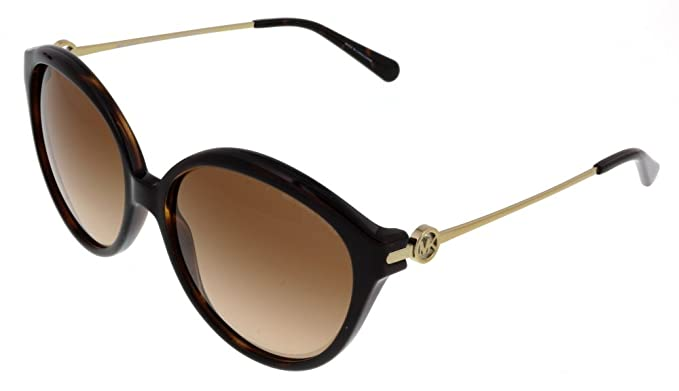 2ffc995974fd Image Unavailable. Image not available for. Color: Michael Kors Mk6005  Mykonos - Dark Tortoise Sunglasses