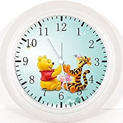 New Winnie the Pooh Wall Clock 10 Will Be Nice Gift and Room Wall Decor Y06