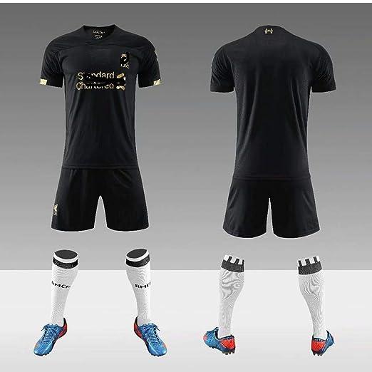 HBSC Camiseta Ropa de fútbol Traje Masculino Real Madrid ...