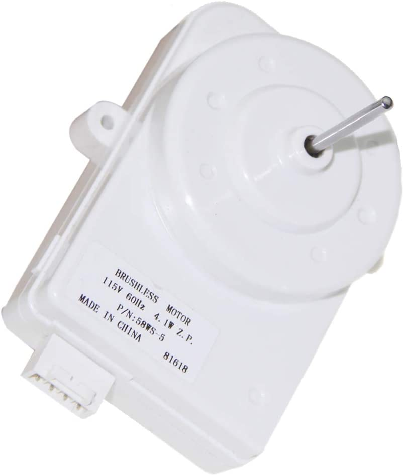 W2188874 Refrigerator Condenser Fan Motor for Whirlpool SM8874 2188874 00647970,065075, 968756,2188875,WP2188874VP