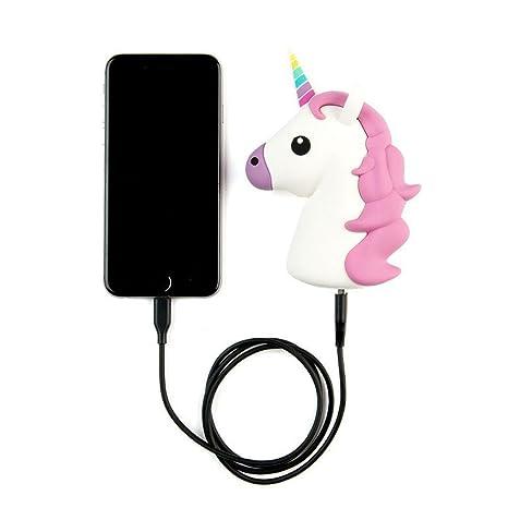 Unihorn Power Bank: Cargador Bateria Unicornio: Amazon.es ...