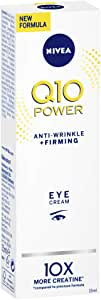 NIVEA Q10 Power Anti-Wrinkle + Firming Eye Cream, 15ml