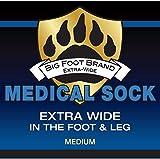 20% Off Extra Wide Mens Diabetic Socks 3 Pack