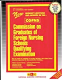 Commission on Graduates of Foreign Nursing Schools Qualifying Examinations (CGFNS), Rudman, Jack, 0837350905