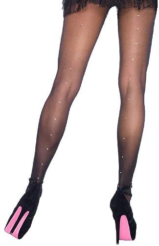 Damen Feinstrumpfhose Strumpfhose schwarz Einheitsgröße große Auswahl!!!