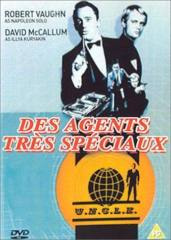 Des agents très spéciaux S01-02-03-04 + Film)