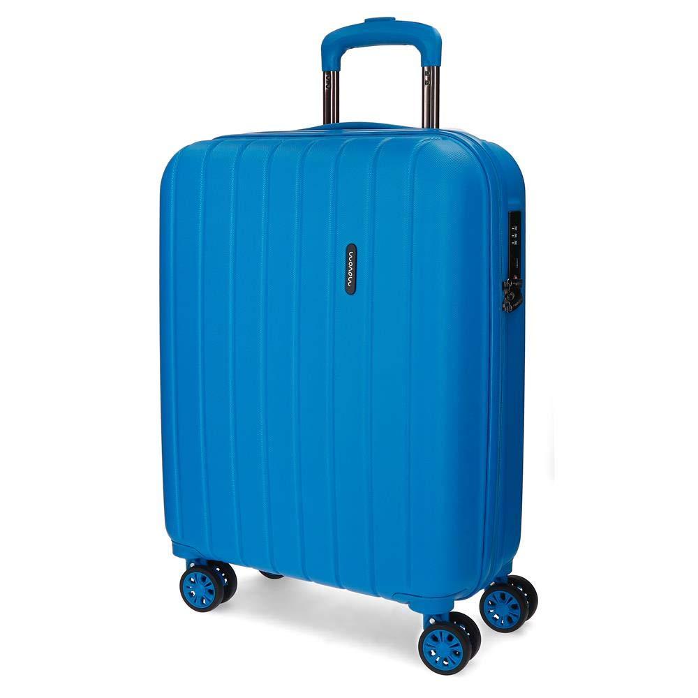 MOVOM Wood Set de bagages 70 centimeters 119 Gris