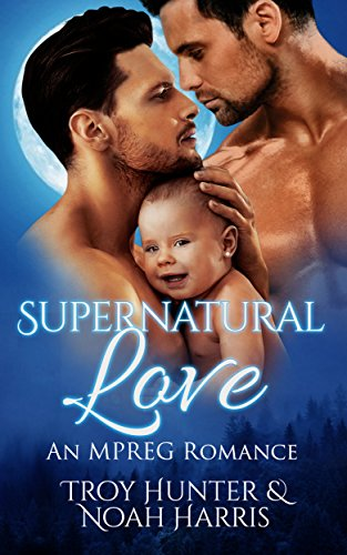 Supernatural Love: An MPREG Romance (Special Delivery Book 3)