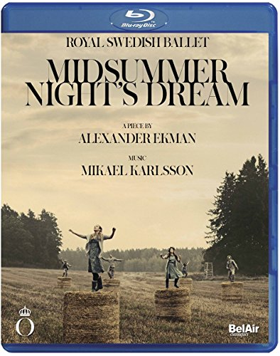 Midsummer Night's Dream [Blu-ray]