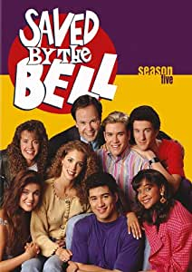 Saved By the Bell: Season 5 [Import]