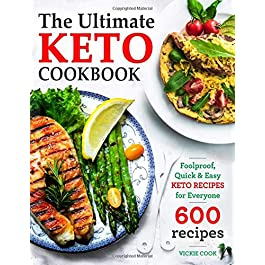 The Ultimate Keto Cookboo...