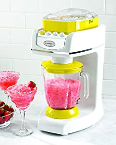 nostalgia slush maker instructions