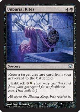 Magic: the Gathering - Unburial Rites - Innistrad