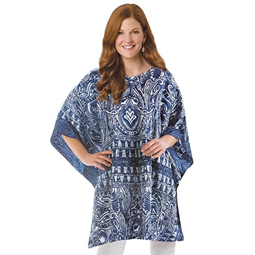 Womens Caftan Lounge Machine Washable