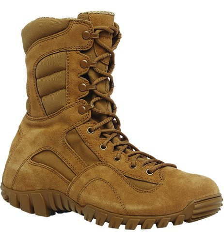 """Belleville 8"""" Khyber Mountain Hybrid Boot, Color: Coyote, Size: 9, Width: R (TR550-R-9)"""