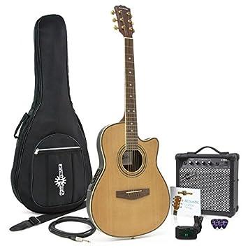 Guitare Électro-acoustique Roundback Nature Guitars & Basses