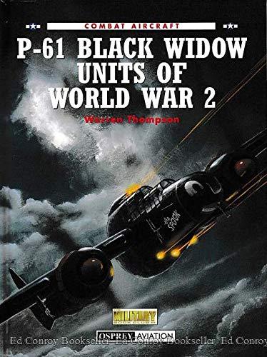 Download P-61 Black Widow Units of World War 2 ebook