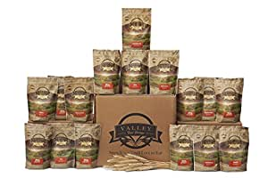 3 Month Value Long Term Pantry Supply of Healthy Freeze Dried Survival Food for Emergency Preparedness - Valley Food Storage…
