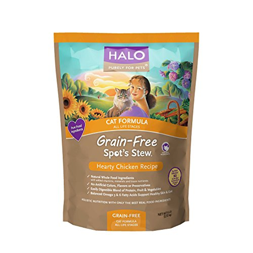 Halo-Spots-Stew-Holistic-Dry-Grain-Free-Cat-Food-Hearty-Chicken-6-LB-Bag-of-Natural-Cat-Food-and-Kitten-Food