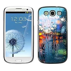 Stuss Case / Funda Carcasa protectora - Seco Luces de cristal - Samsung Galaxy S3