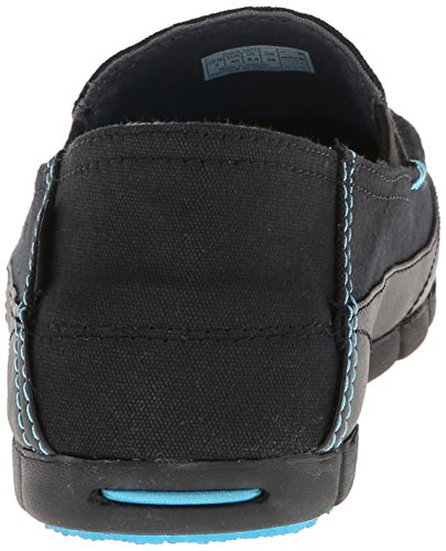 crocs Men's Stretch Sole Loafer 14773 Slip-On Loafer, Black/Black, 7 M US