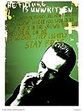 Joe Strummer from The Clash Pop Art Print Poster By Wig (OTW055)