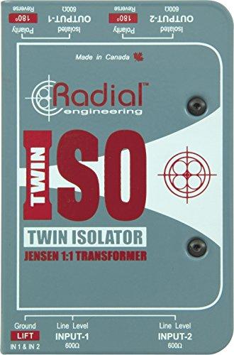 ive Line-Level Isolator (Standard) (Line Level Isolator)