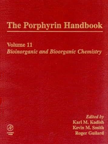 The Porphyrin Handbook, Volumes 11-20