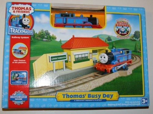 (Thomas & Friends Thomas Busy Day)