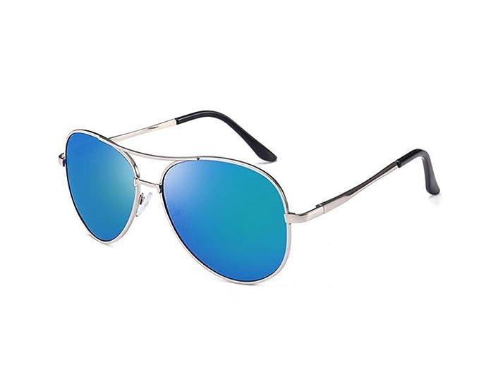 salida para la venta diversos estilos nueva alta calidad Manba Gafas De Sol Para Hombres Y Mujeres Aviator Clásico Marco Metal  Lentes Espejo Polarizadas