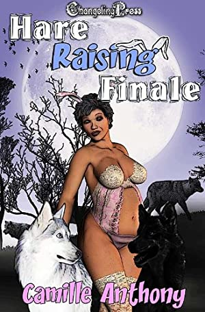 book cover of Hare-raising Finale