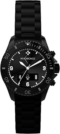 MyKronoz ZeClock, Black