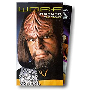 Star Trek: The Next Generation - Worf: Return to Grace Collection movie