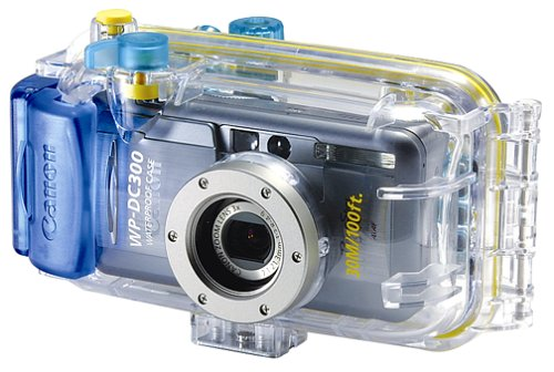 Canon WP-DC300 Waterproof Case for S30, S40, S45 and S50 Digital Cameras