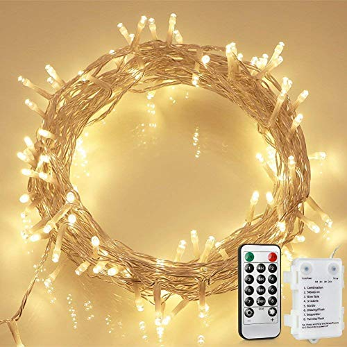 Fairy Led Lights Clear Cable in US - 7