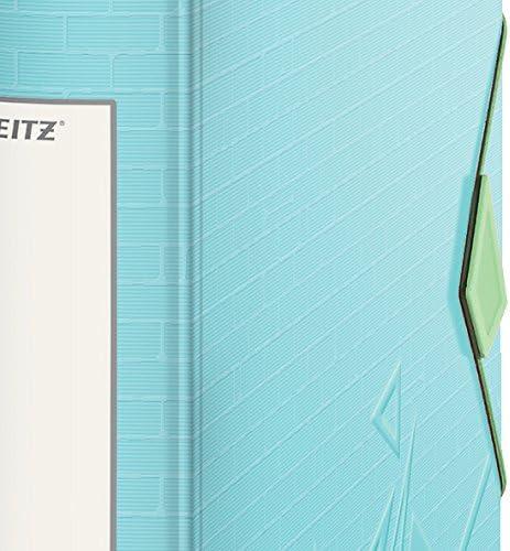 Light Blue Leitz 11170030 180° Active Urban Chic Lever Arch File