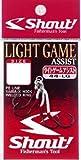 シャウト(Shout ) ライトゲームアシスト フック 44-LG 釣り針
