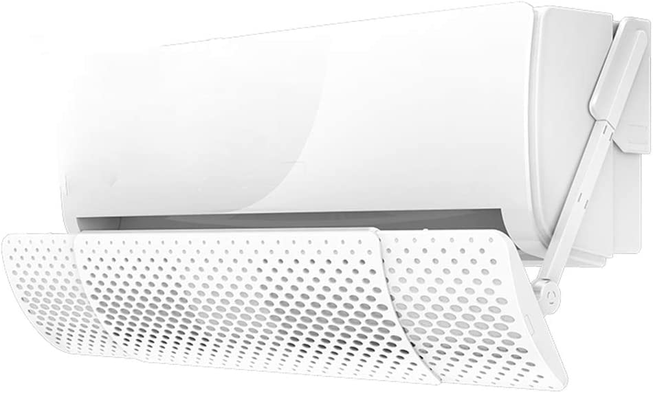 Deflector De Aire Acondicionado con FuncióN De Filtro De CarbóN Activado, Purifica El Aire para Eliminar El Olor, Evita Que El Viento FríO Sopla, FáCil De Instalar, Adecuado para BebéS, Embarazadas: Amazon.es: