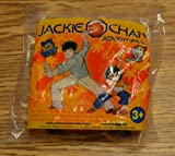 Wendy's Kids Meal Jackie Chan Pinball From 2002