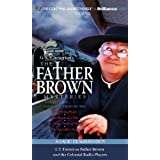 Father Brown Mysteries:Three Tools of Death, The Flying Stars, The Point of a Pin, and The Invisible Man(CD)Lib(Un) by G. K. Chesterton/M. J. Elliott (August 09,2011)