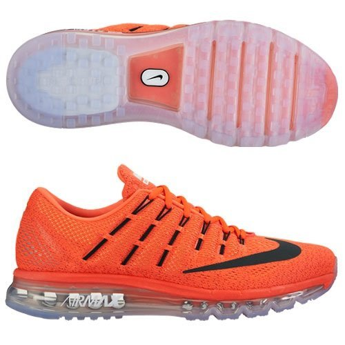 reputable site 35319 ac658 Nike Mens Air Max 2016 Bright Crimson 806771-600 (SIZE 9.5) - Buy Online  in UAE.  Shoes Products in the UAE - See Prices, Reviews and Free Delivery  in ...