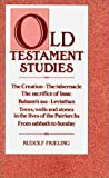 Old Testament Studies, Rudolf Frieling, 0863150578