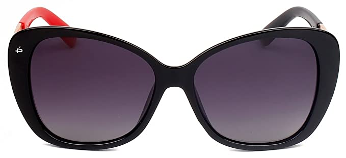 "0a3058399ab20 PRIVÉ REVAUX ICON Collection ""The Jackie O."" Designer Polarized Cat-Eye  Sunglasses"