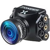 FPV Camera Foxeer Razer Mini Cam 1200TVL 2.1mm Lens 4:3 FOV 125 Degree PAL NTSC Switchable for Racing Drone Black