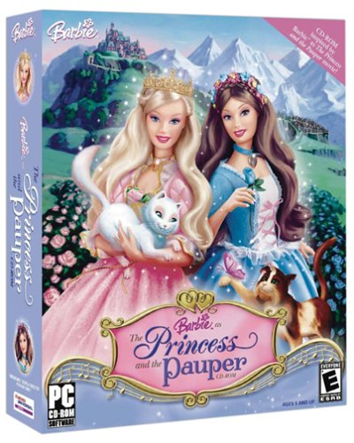 Barbie Princess and the Pauper - PC/Mac