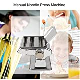 Stainless Steel Manual Noodle Press Machine