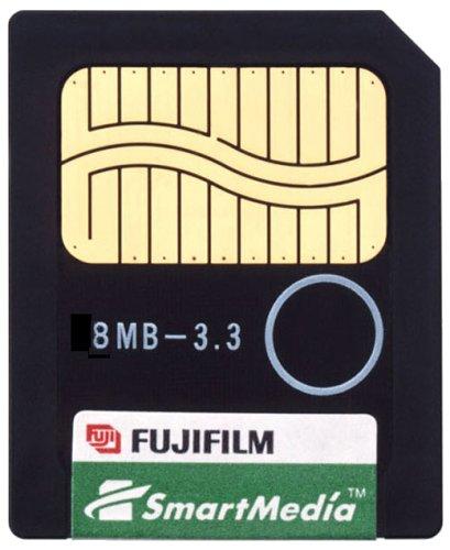 Fujifilm MG-8S - Tarjeta de Memoria Smart Media (8 MB ...
