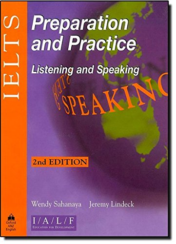 Read Online Listening and Speaking (IELTS Preparation and Practice) pdf
